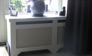 Radiator decoratie